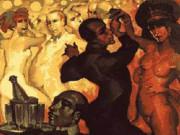 """Хуарес Мачадо (Juarez Machado), """"Musique, danse et bulles de champagne"""""""