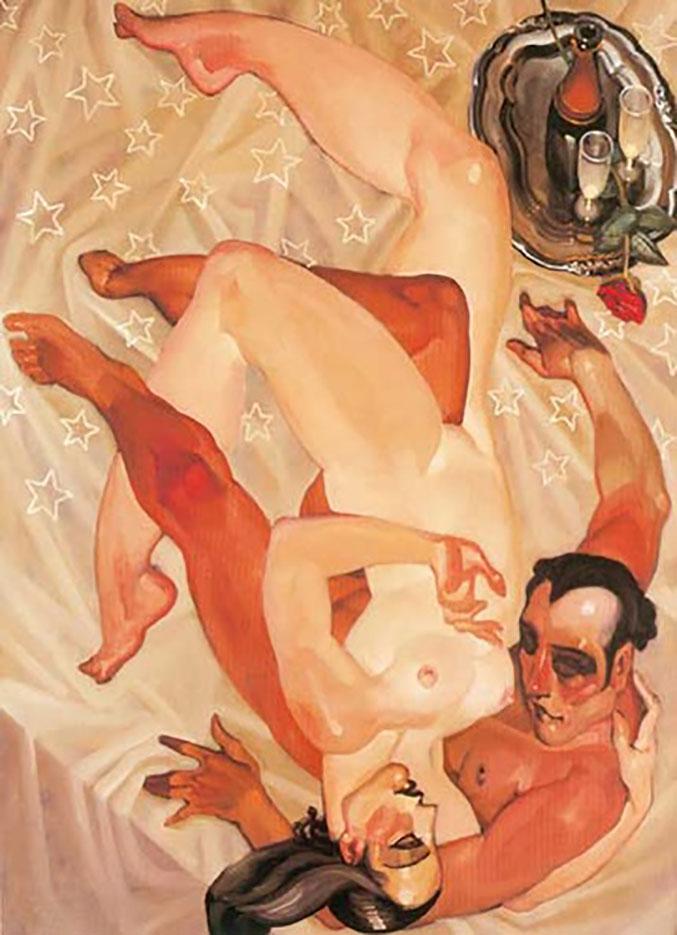 "Хуарес Мачадо (Juarez Machado), ""Les draps de la nuit"""