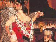 "Хуарес Мачадо (Juarez Machado), ""Tango libertin"""