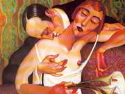 "Хуарес Мачадо (Juarez Machado), ""Amour floral"""