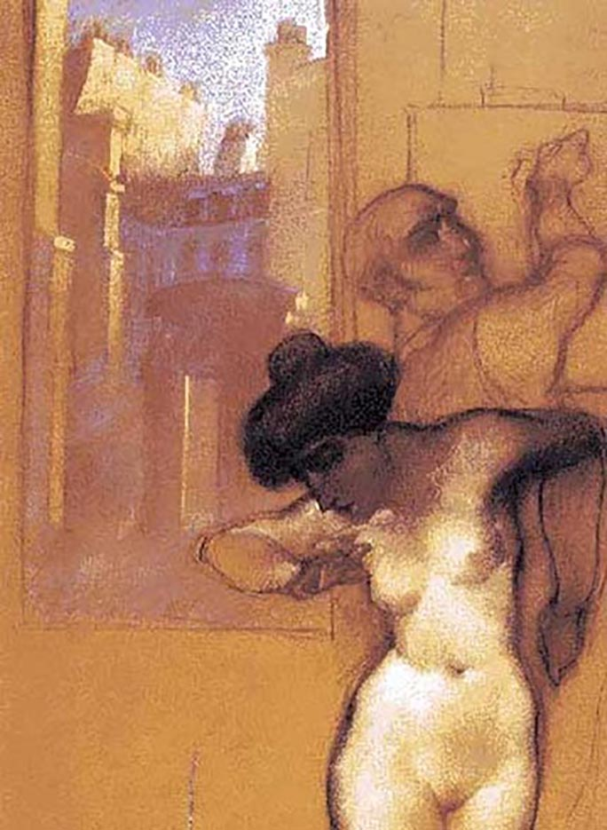 "Хуарес Мачадо (Juarez Machado), ""Atelier rue Charlot"""