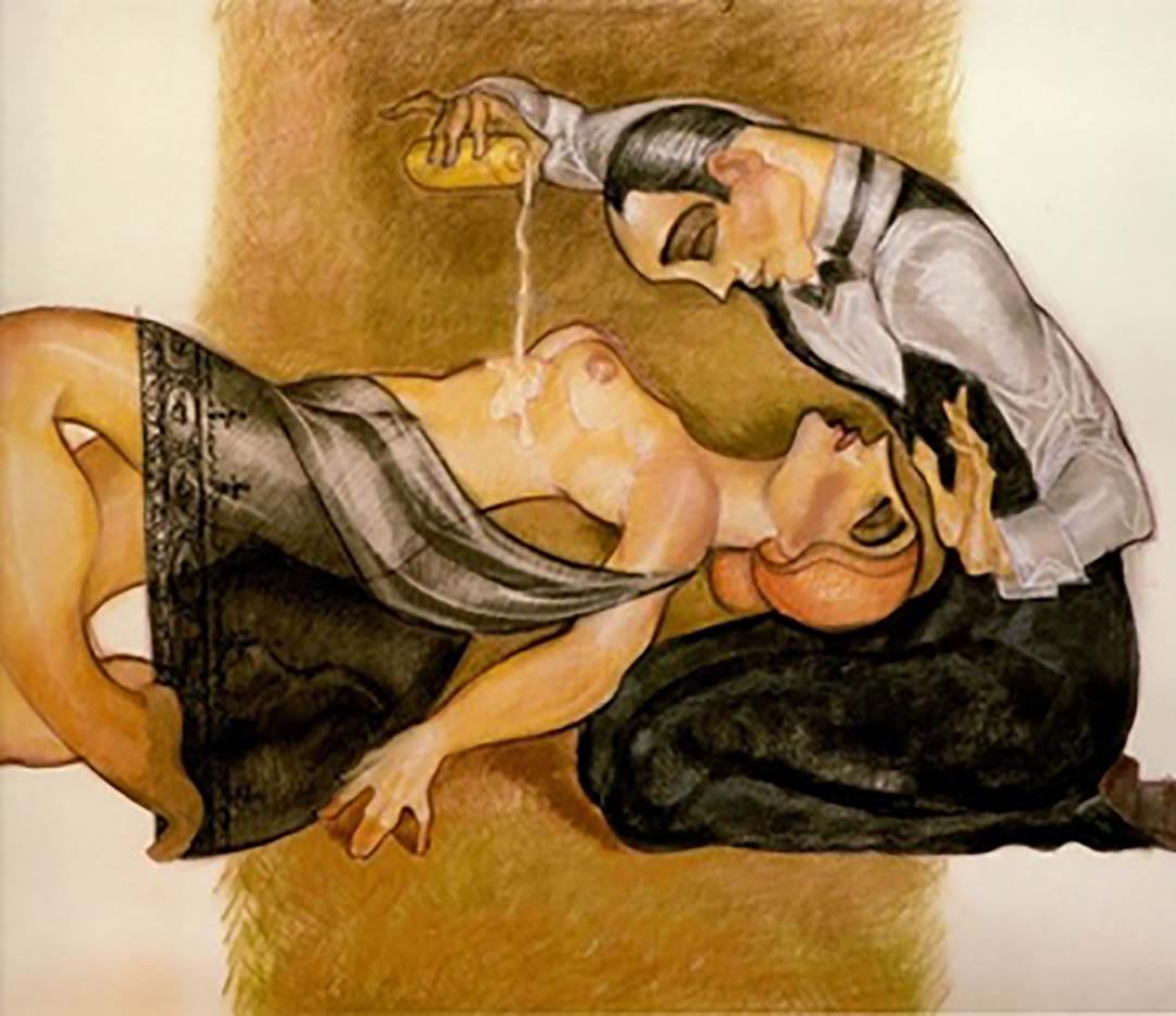 "Хуарес Мачадо (Juarez Machado), ""Creme sublime de levitation"""