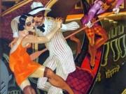 """Хуарес Мачадо (Juarez Machado), """"Un sudamericano a Venezia"""""""
