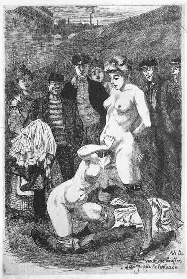 "Мартин ван Маеле (Martin van Maële) ""Эротический арт - 18 | Erotic art - 18"""
