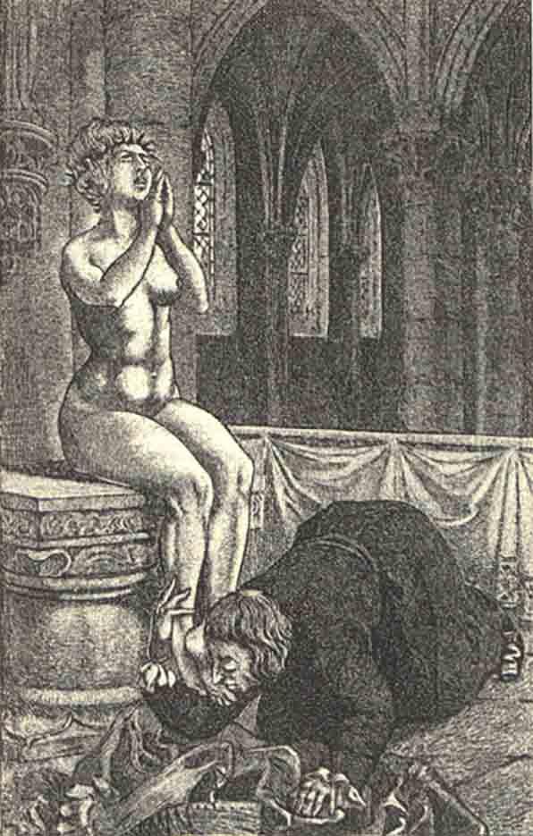 "Мартин ван Маеле (Martin van Maële) ""Эротический арт - 45 | Erotic art - 45"""