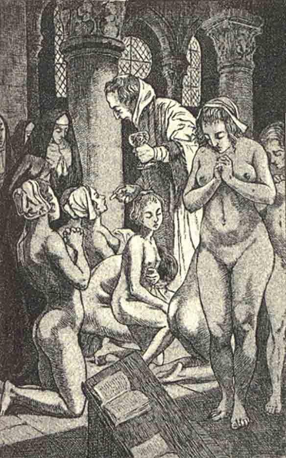 "Мартин ван Маеле (Martin van Maële) ""Эротический арт - 46 | Erotic art - 46"""