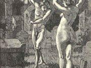 "Мартин ван Маеле (Martin van Maële) ""Эротический арт - 49 | Erotic art - 49"""