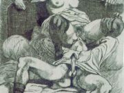 "Мартин ван Маеле (Martin van Maële) ""Эротический арт - 53 | Erotic art - 53"""