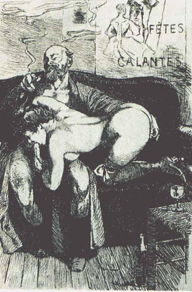 "Мартин ван Маеле (Martin van Maële) ""Эротический арт - 55 | Erotic art - 55"""