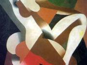 "Рене Магритт (Rene Magritte), ""Donna"""