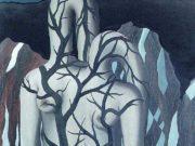 "Рене Магритт (Rene Magritte), ""Landscape"""