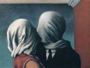 """Рене Магритт (Rene Magritte), """"Lovers"""""""