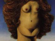 """Рене Магритт (Rene Magritte), """"Rape"""""""