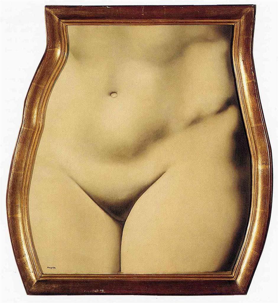 "Рене Магритт (Rene Magritte), ""Representation"""