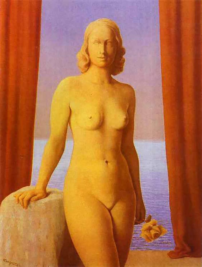 """Рене Магритт (Rene Magritte), """"Flowers of Evil"""""""