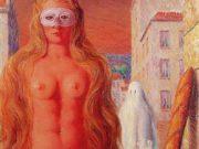 "Рене Магритт (Rene Magritte), ""The sage's carnival"""