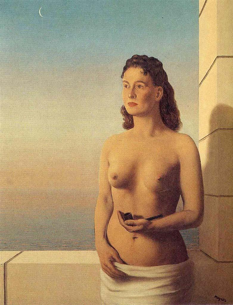 "Рене Магритт (Rene Magritte), ""Freedom of Mind"""