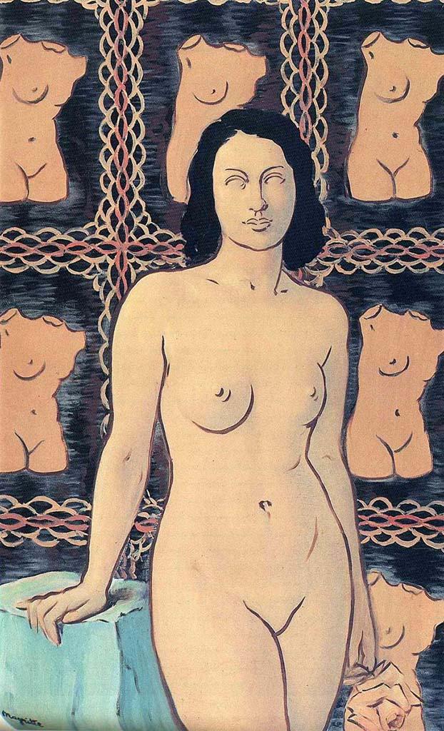 """Рене Магритт (Rene Magritte), """"Lola de Valence"""""""