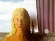 """Рене Магритт (Rene Magritte), """"Неизвестная фея"""""""