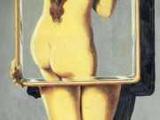 "Рене Магритт (Rene Magritte), ""Опасные связи"""