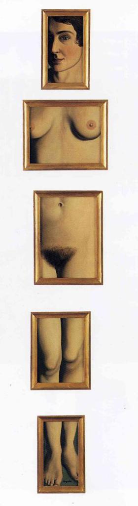 """Рене Магритт (Rene Magritte), """"Вечное доказательство"""""""