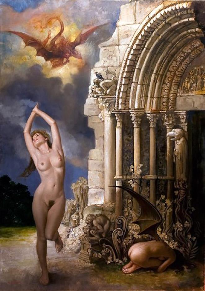 "Бруно Ди Майо (Bruno Di Maio), ""The portal"""