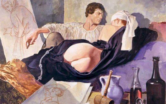 Мило Манара (Milo Manara), Erotic Illustration - 12