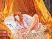 Мило Манара (Milo Manara), Erotic Illustration - 19