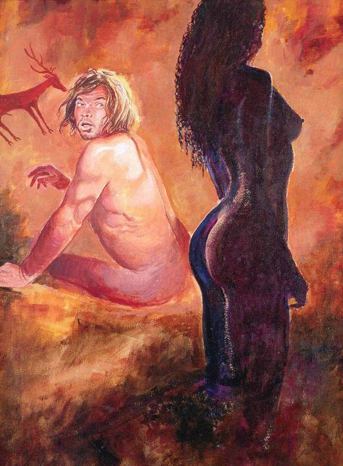 Мило Манара (Milo Manara), Erotic Illustration - 25
