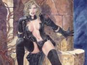 Мило Манара (Milo Manara), Erotic Illustration - 2