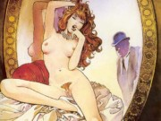 Мило Манара (Milo Manara), Erotic Illustration - 41