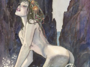 Мило Манара (Milo Manara), Erotic Illustration - 44