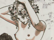Мило Манара (Milo Manara), Erotic Illustration - 48