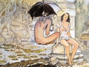 Мило Манара (Milo Manara), Erotic Illustration - 49