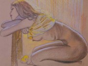 Мило Манара (Milo Manara), Erotic Illustration - 56