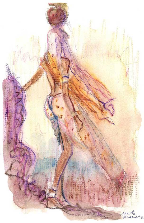 Мило Манара (Milo Manara), Erotic Illustration - 58