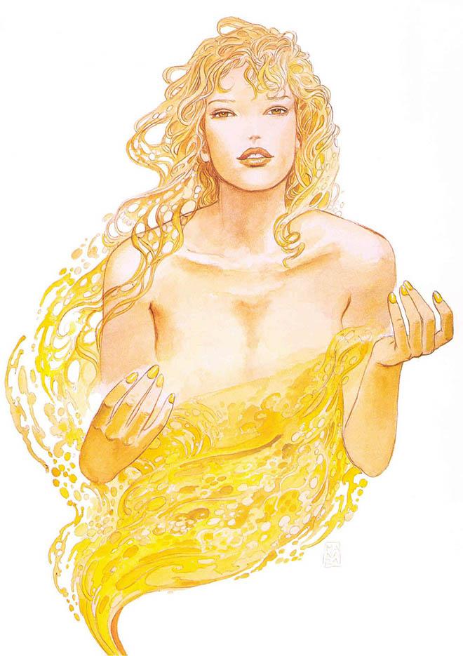 Мило Манара (Milo Manara), Erotic Illustration - 66