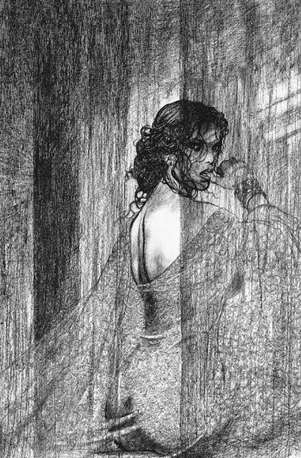 Мило Манара (Milo Manara), Erotic Illustration - 76