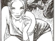 Мило Манара (Milo Manara), Erotic Illustration - 77