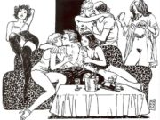 Мило Манара (Milo Manara), Erotic Illustration - 78
