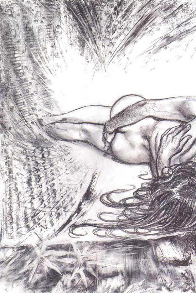 Мило Манара (Milo Manara), Erotic Illustration - 80