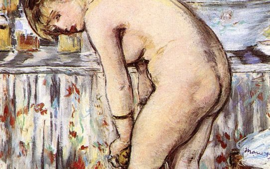 Эдуард Мане (Edouard Manet), Woman in the Tub