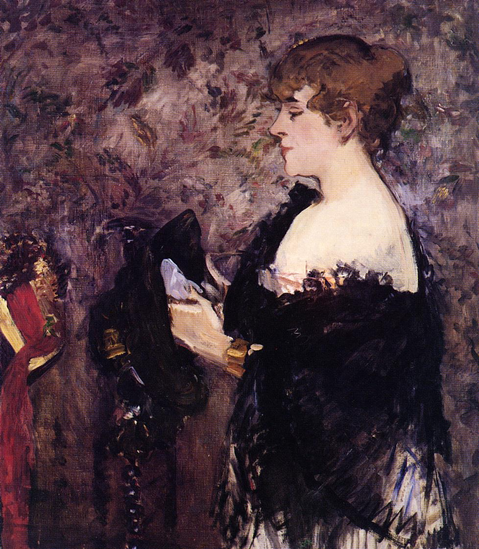 Эдуард Мане (Edouard Manet), The Milliner