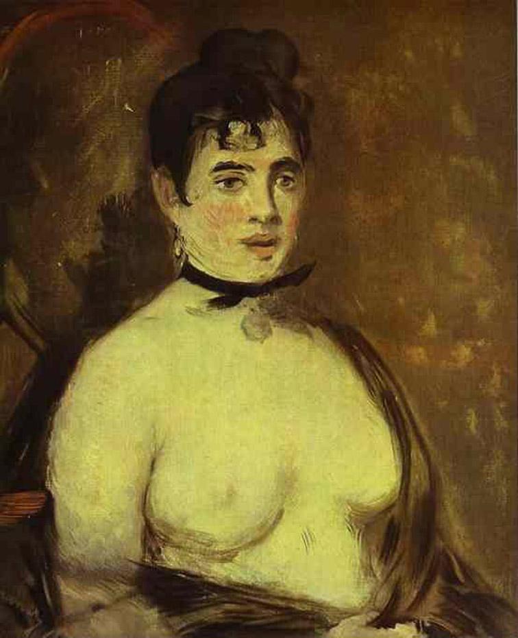 Эдуард Мане (Edouard Manet), Nude