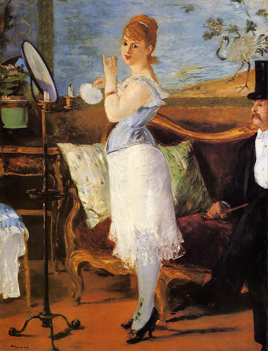 Эдуард Мане (Edouard Manet), Nana