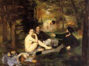 Эдуард Мане (Edouard Manet), Завтрак на траве