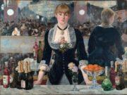Эдуард Мане (Edouard Manet), Бар в Фоли-Бержер