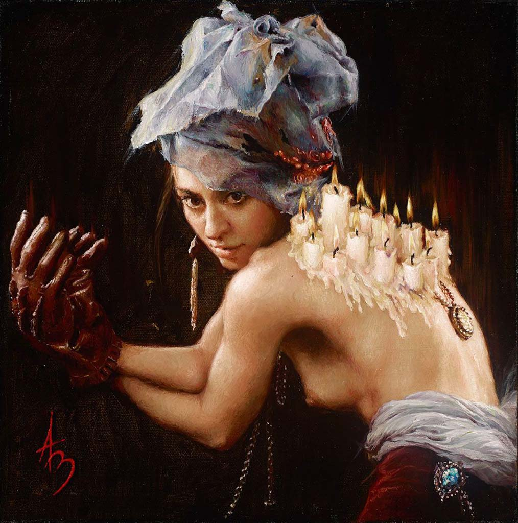 "Александра Манукян (Alexandra Manukyan) ""Melting Away"""