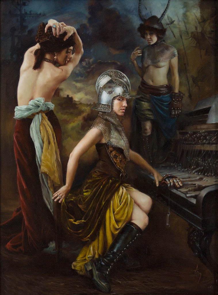 "Александра Манукян (Alexandra Manukyan) ""Broken Music"""