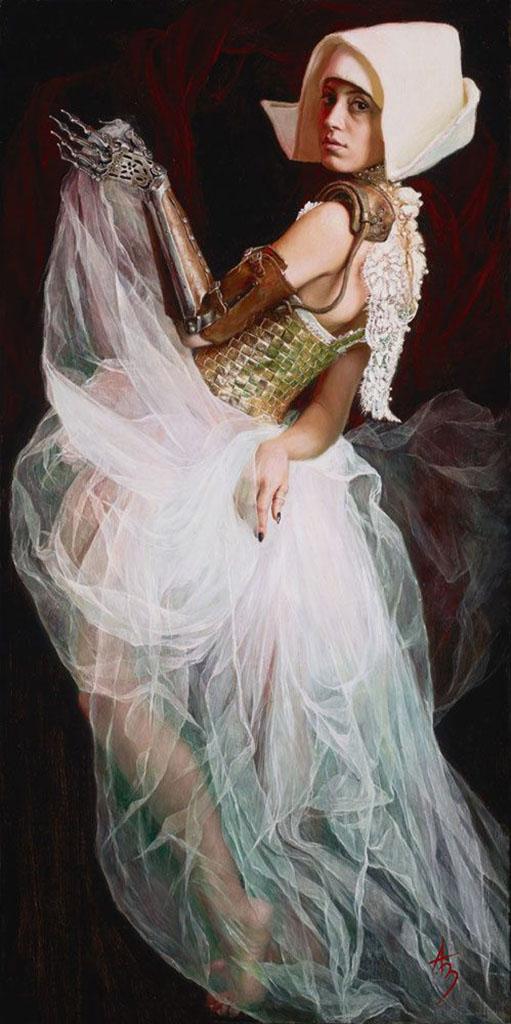 "Александра Манукян (Alexandra Manukyan) ""Flesh and Chrome"""